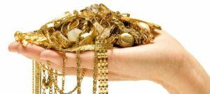 золото БУ в ломбарде